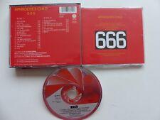 APHRODITE ' S CHILD 666    838430 2     2XCD Album