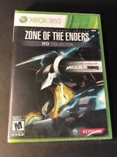 Zone of the Enders HD Collection (XBOX 360) NEW