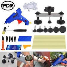 PDR Paintless Dent Repair Hail Removal Puller Bridge Tap Down Pen Glue Gun Kit