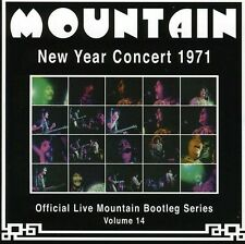 Mountain - New Year Concert 1971 [New CD] Germany - Import
