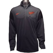 Baltimore Orioles Nike BSBL MLB Authentic XXL Elite Performance Pullover Shirt