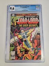 MARVEL SPOTLIGHT #6 CGC 9.6 - Star Lord Marvel Comics