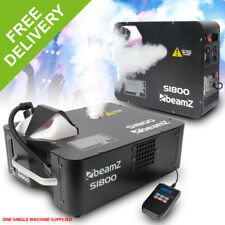 Up Shot Smoke Machine Fog Effect Vertical Horizontal DJ Disco Party Stage 1800W