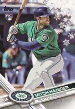 2017 Topps Holiday Baseball Sammelkarte, #HMW129 Mitch Haniger