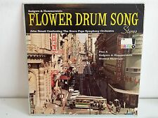 RODGERS & HAMMERSTEIN Flower drum song JOHN SENATI conducting POPS SYMPHONY ORCH
