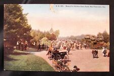 1910 Beautiful Golden Gate Park, San Francisco, California - Postcard
