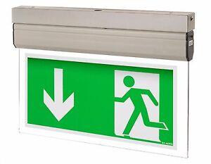Notleuchte LED Notbeleuchtung Rettungszeichenleuchte Fluchtwegleuchte Notlicht