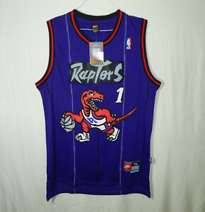 NWT Tracy McGrady Toronto Raptors NBA Basketball Jersey Nike Size Extra Large XL
