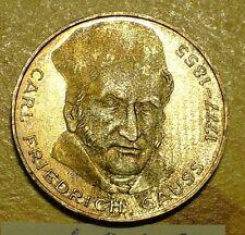 """5 DM  """"Carl Friedrich Gauss"""" 1977 J - ! TOP Sammler Objekt + Preis !! Feinsilber"""