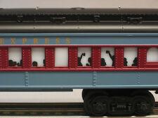 Lionel The Polar Express Baby Madison Diner Car o gauge train 6-25134 Nib Nr
