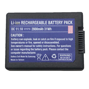 NEW OEM Samsung Li-ion Rechargable Battery Pack DC 11.1V 2800mAh 31Wh D84SA3-MA