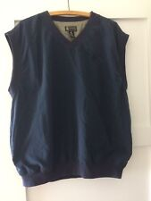 Prudential Logo Men's Golf Vest Size: Large By Gear For Sports - Navy Blue