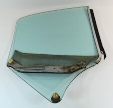 1966 Chevrolet Caprice 2 Door Left Driver Side Quarter Window Glass