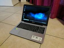 COMPUTER NOTEBOOK PORTATILE ASUS A555L i7 4510U 8GB RAM SSD 240GB NVIDIA 820M