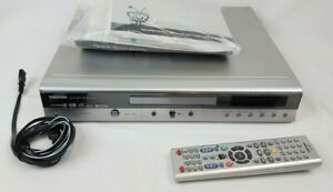 Toshiba SD-H400 Tivo Series 2 80GB DVR And DVD Player W/ Remote - Tested