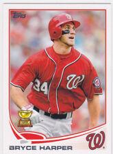 Bryce Harper TOPPS ALL-STAR ROOKIE CARD Washington Nationals Baseball PHILLIES!