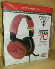 e6a626f39ea Turtle Beach Recon 70N Midnight Red Gaming Headset (PS4,XBOX ONE,SWITCH,