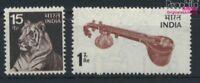 Indien 601-602 (kompl.Ausg.) postfrisch 1974 Landesmotive (9137589