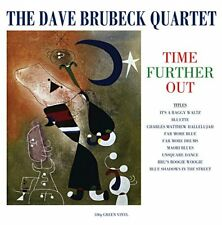 DAVE BRUBECK  QUARTET - TIME FURTHER OUT   VINYL LP NEW!