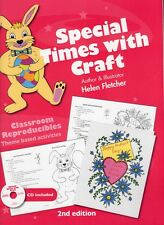 Teacher craft book - Special Times with Craft