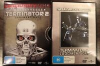 TERMINATOR 2 JUDGMENT DAY ULTIMATE EDITION DELETED DVD REGION 4 PAL STEELBOOK