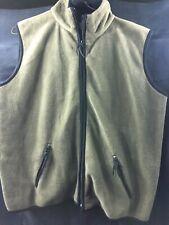 e1130c98edf09 Rue 21 Men's Large Winter Vest - Forrest Green Pockets Back Pocket