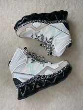 Marc by Marc Jacobs Runway MBMJ Ninja Wave High Top Platform Sneaker Boots