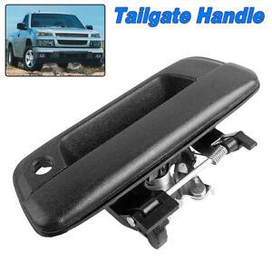 Tailgate Handle Rear Textured For 04-12 Chevy Colorado GMC Canyon Isuzu Upgrade