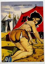 COTEGGI Arbusto Birichin PC 1960 Comic Sexy NUDE Humour