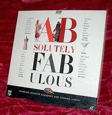 LD Laserdisc ABSOLUTELY FABULOUS Jennifer Saunders Joanna Lumley 13 episodes