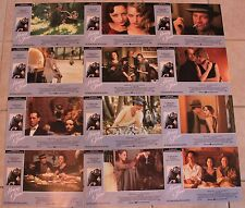 Uma Thurman Henry and June Spanish lobby card set 12 Fred Ward Maria de Medeiros