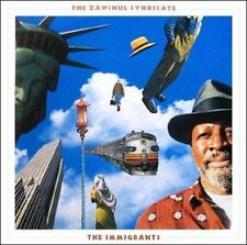 THE ZAWINUL SYNDICATE- THE IMMIGRANTS columbia PC 40969