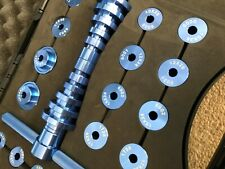 MTB Bike Universal Bearing Press Set, bottom bracket tool, bearing tool.