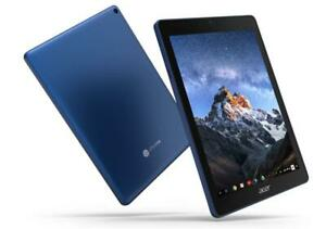 Acer Chromebook Tab 10 ARM Cortex a72 4gb 32gb QXGA IPS Display USB-C Chrome OS