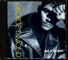 GEORGE LAMOND - BAD OF THE HEART - PROMO USA CD MAXI [2386]