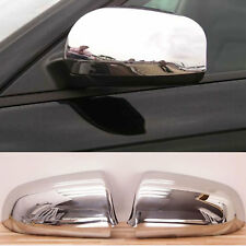 2 COQUES RETROVISEURS AUDI A6 4F C6 BERLINE 11/2004-10/2008 CHROME RETRO