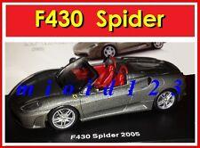 1/43 - Ferrari GT Collection : F430 Spider [2005] - Die-cast