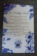wedding wish invitation cards