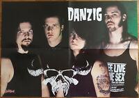 ⭐⭐⭐⭐ Danzig ⭐⭐⭐⭐ Mind Funk ⭐⭐⭐⭐1 Poster / Plakat ⭐⭐⭐⭐ 40 x 58 cm ⭐⭐⭐⭐⭐