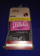 LOW PRICE! NEW Everlast MMA Pro Style Training Gloves Advanced Expert Pink S/M