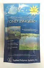 Pond Zinger TM - Applied Polymer Systems, Inc.- Award Winning 100% plant, fis...