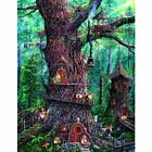 Forest Gnomes Jigsaw Puzzle For Sale