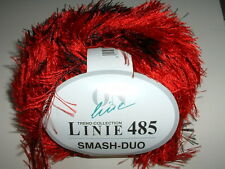 On Line - Smash-Duo  Black & Red #10 Thick Eyelash