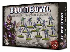 Warhammer Blood Bowl Naggaroth Nightmares New