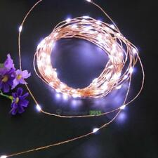 10M 100 LED USB Copper Wire String Fairy Lights Christmas Party Lamp Home Decor