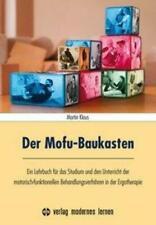 Der Mofu-Baukasten | Martin Klaus | Buch | GB | Deutsch | 2018