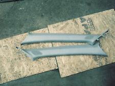 Mitsubishi Lancer Evo x A PillarsPillar Panel Trim Cover Evolution 10  set pair