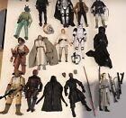 "Star Wars Black Series 6"" inch loose lot- 18 Figures!"