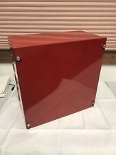 Electrical Utility Box - Red Gloss Color