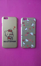 Hello Kitty Hard Case Cover Schutzhülle für iPhone 6 6S
